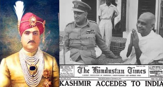 J&K and Maharaja Hari Singh: The Pressures and Pulls of Geo-Politics